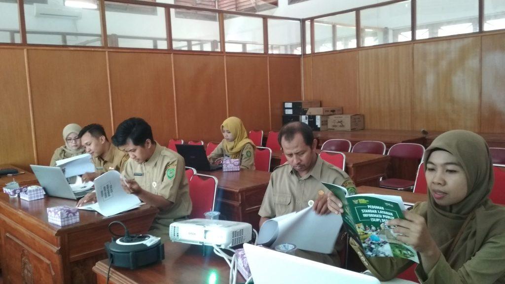 Rakor Raperbup tentang Pedoman SLIP Desa (11/11)