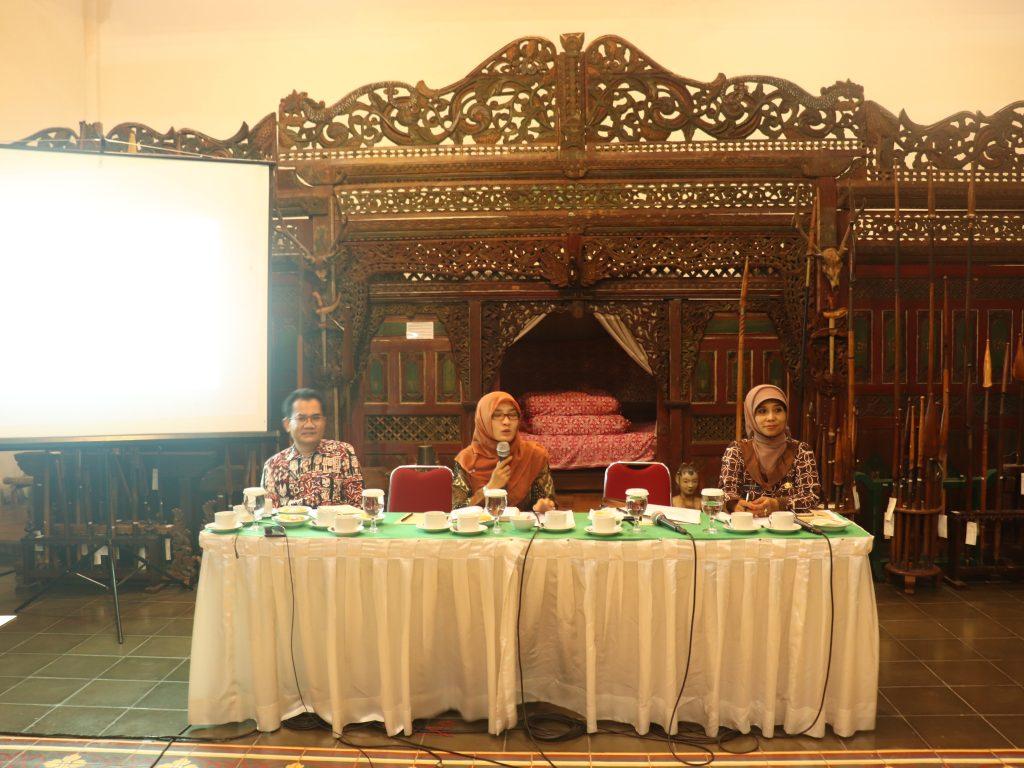 Narasumber FGD Rancangan Perbup Pedoman SLIP Desa (14/11)