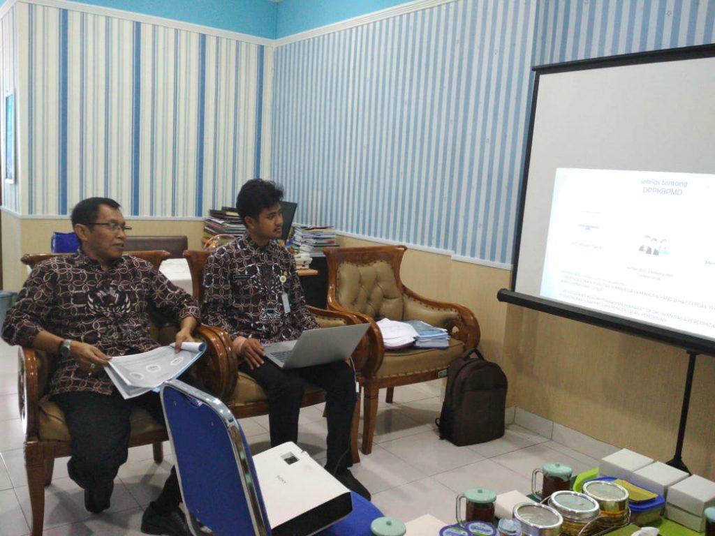 PPID Pembantu Dinas Pengendalian Penduduk, Keluarga Berencana, Pemberdayaan Masyarakat dan Desa